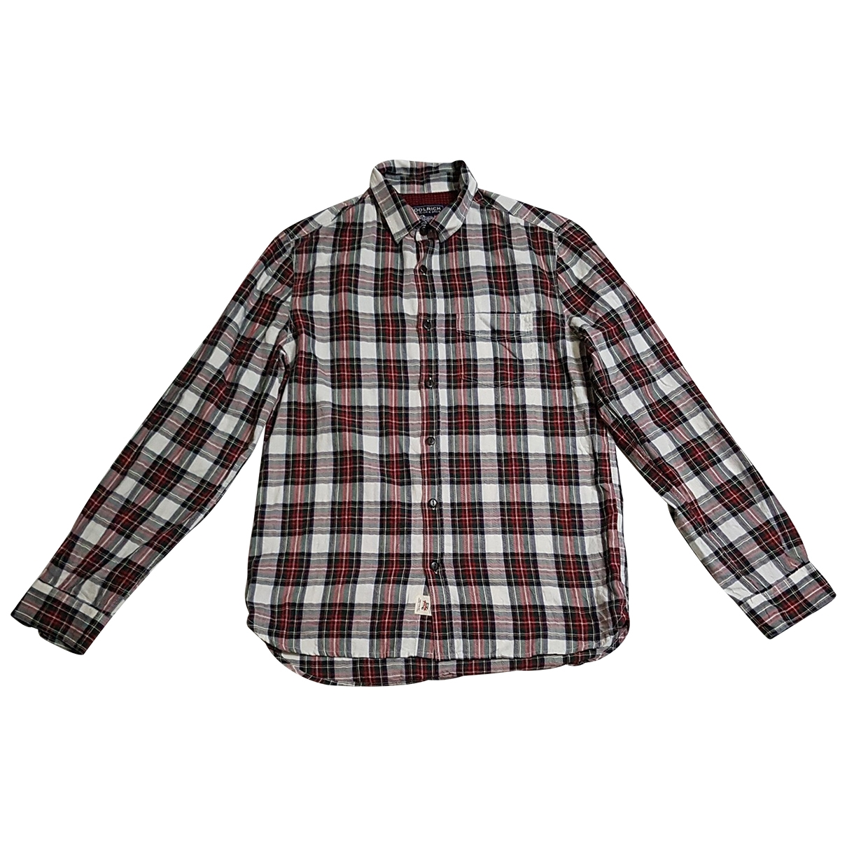 Woolrich \N Multicolour Cotton Shirts for Men M International