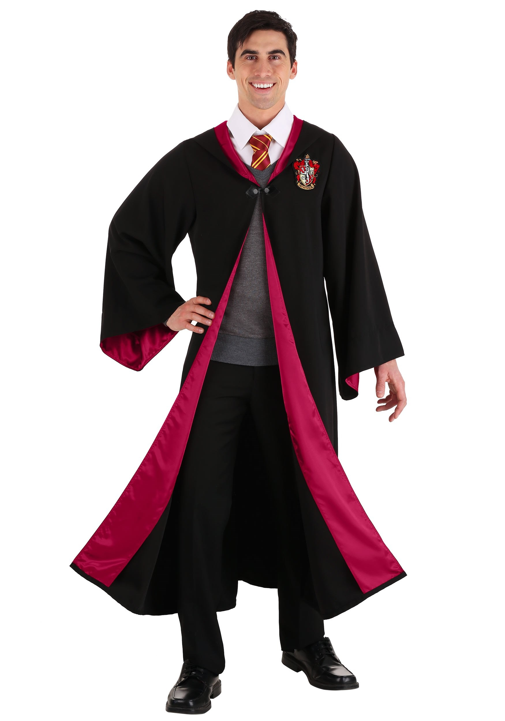 Deluxe Harry Potter Adult Costume