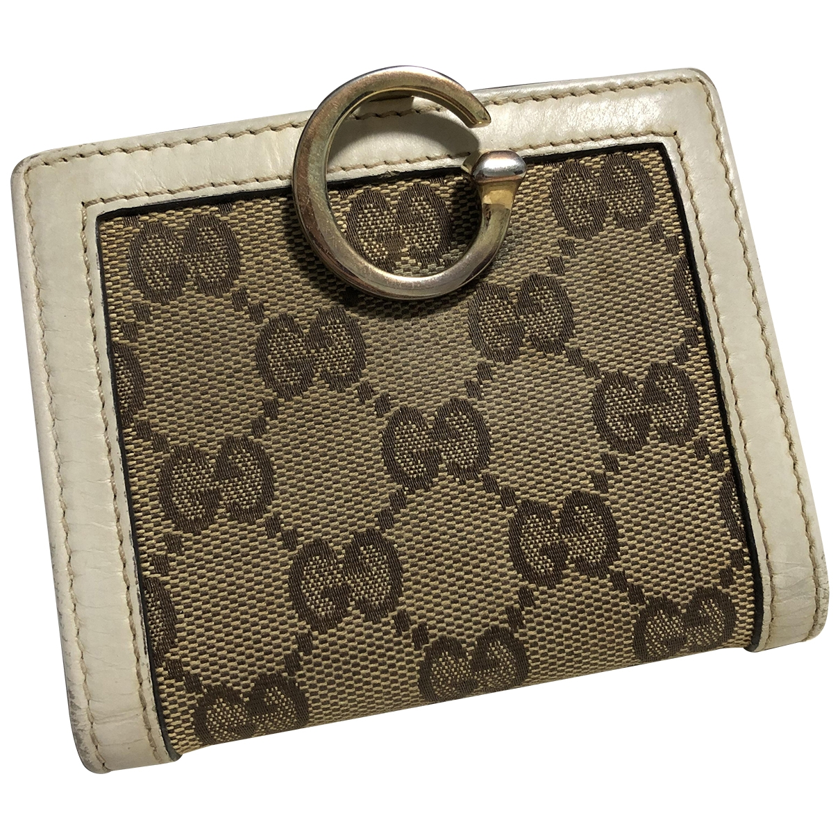 Gucci \N White Leather wallet for Women \N