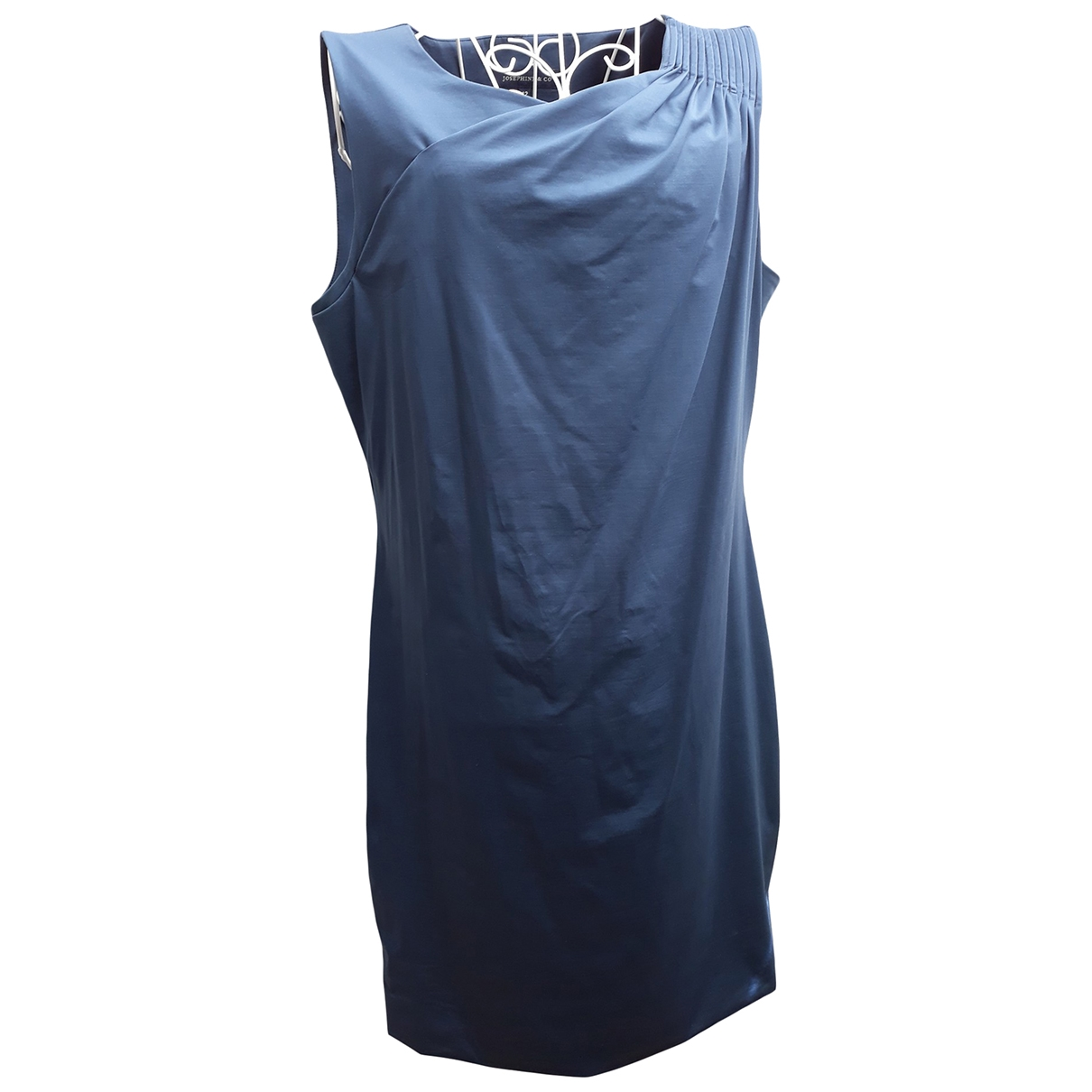 Non Signé / Unsigned \N Blue dress for Women 42 FR