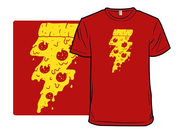 Flash Food T Shirt