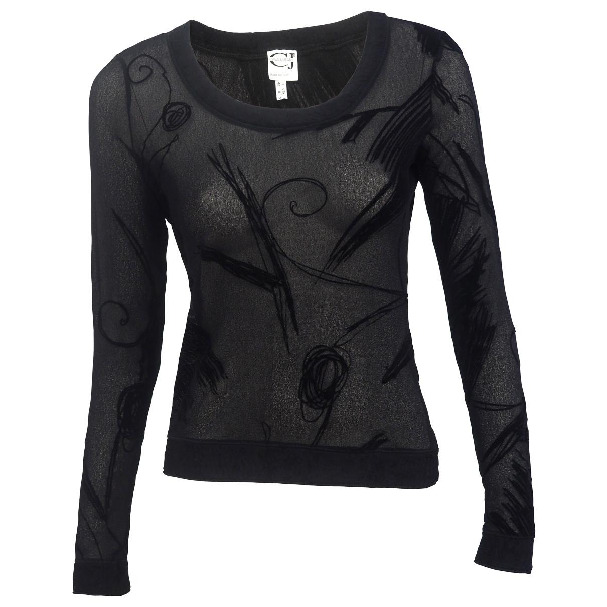 Roberto Cavalli \N Black  top for Women 42 IT