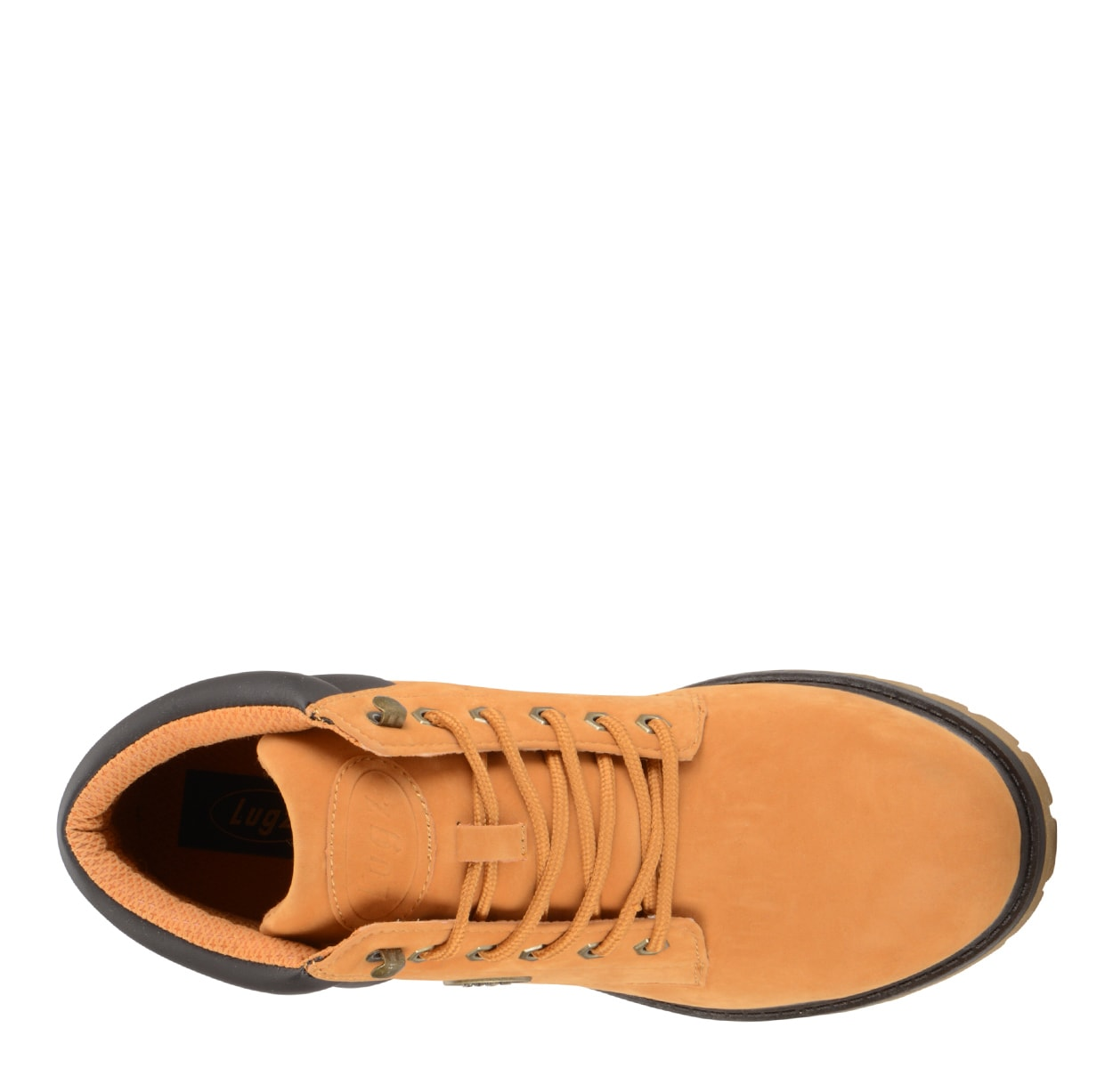 Men's Nile Mid Chukka Boot (Choose Your Color: GOLDEN WHEAT/BARK/GUM, Choose Your Size: 7.5)