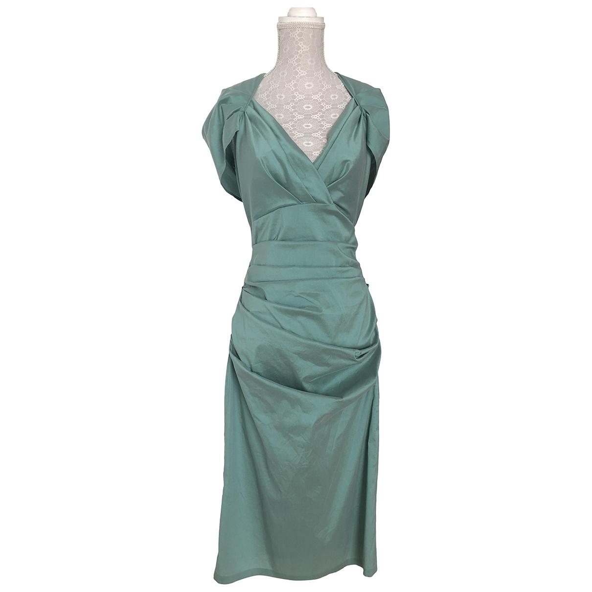 Talbot Runhof \N Blue dress for Women XS International