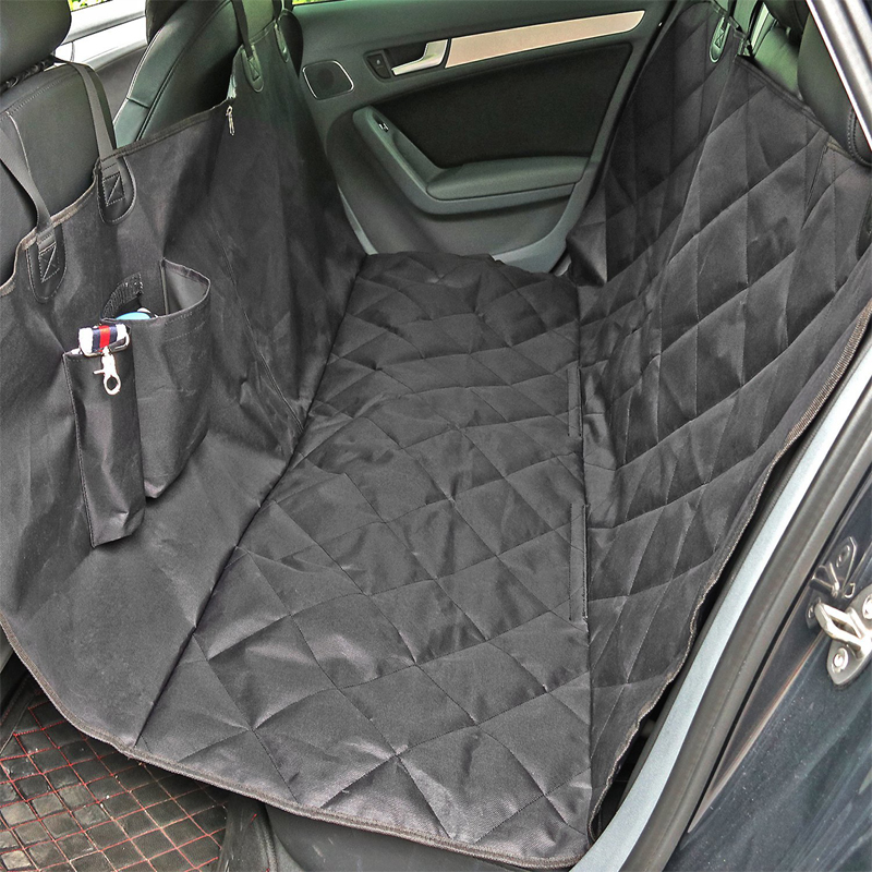 Textured Durable Oxford Non-Slip Net And PP Cotton Material Mixing Universal Car Pet Seat Mat