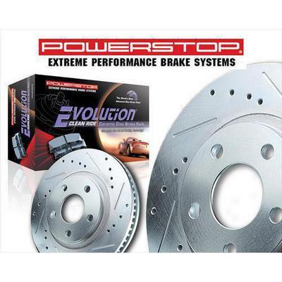 Power Stop Z36 Severe-Duty Truck & Tow 1-Click Rear Brake Kit - K2405-36
