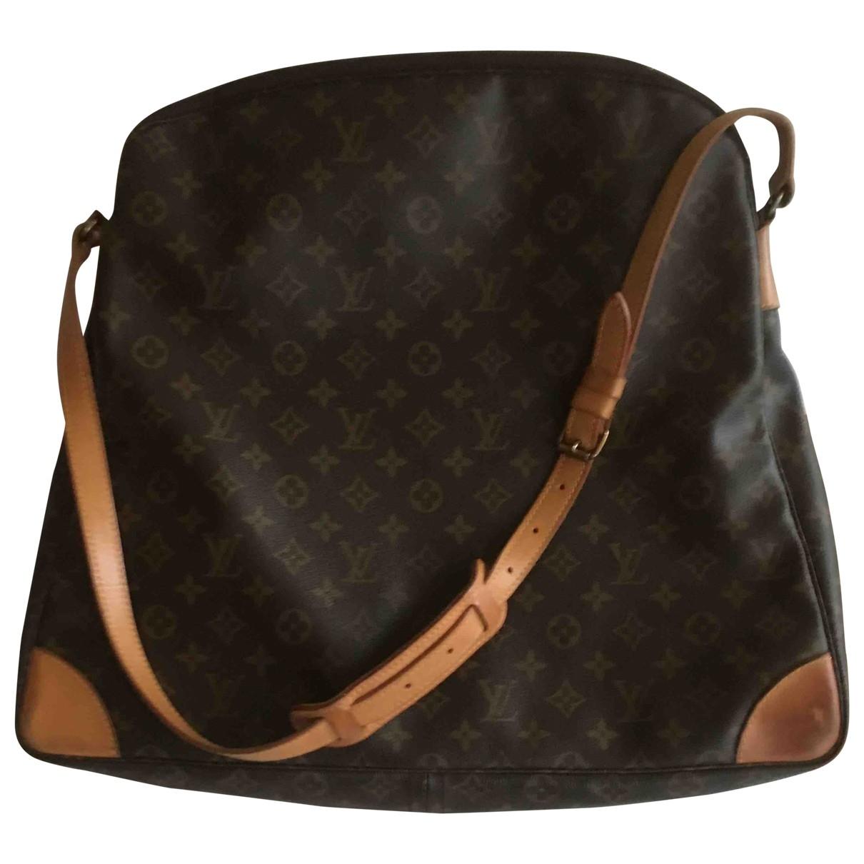 Louis Vuitton \N Cloth Travel bag for Women \N