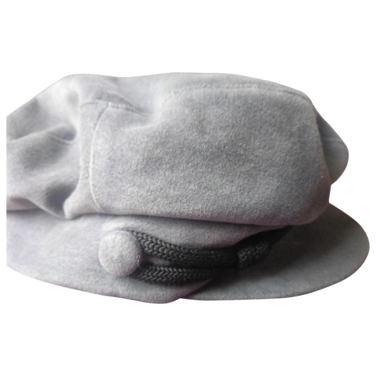 Marc Jacobs \N Blue Cotton hat & pull on hat for Men 60 cm