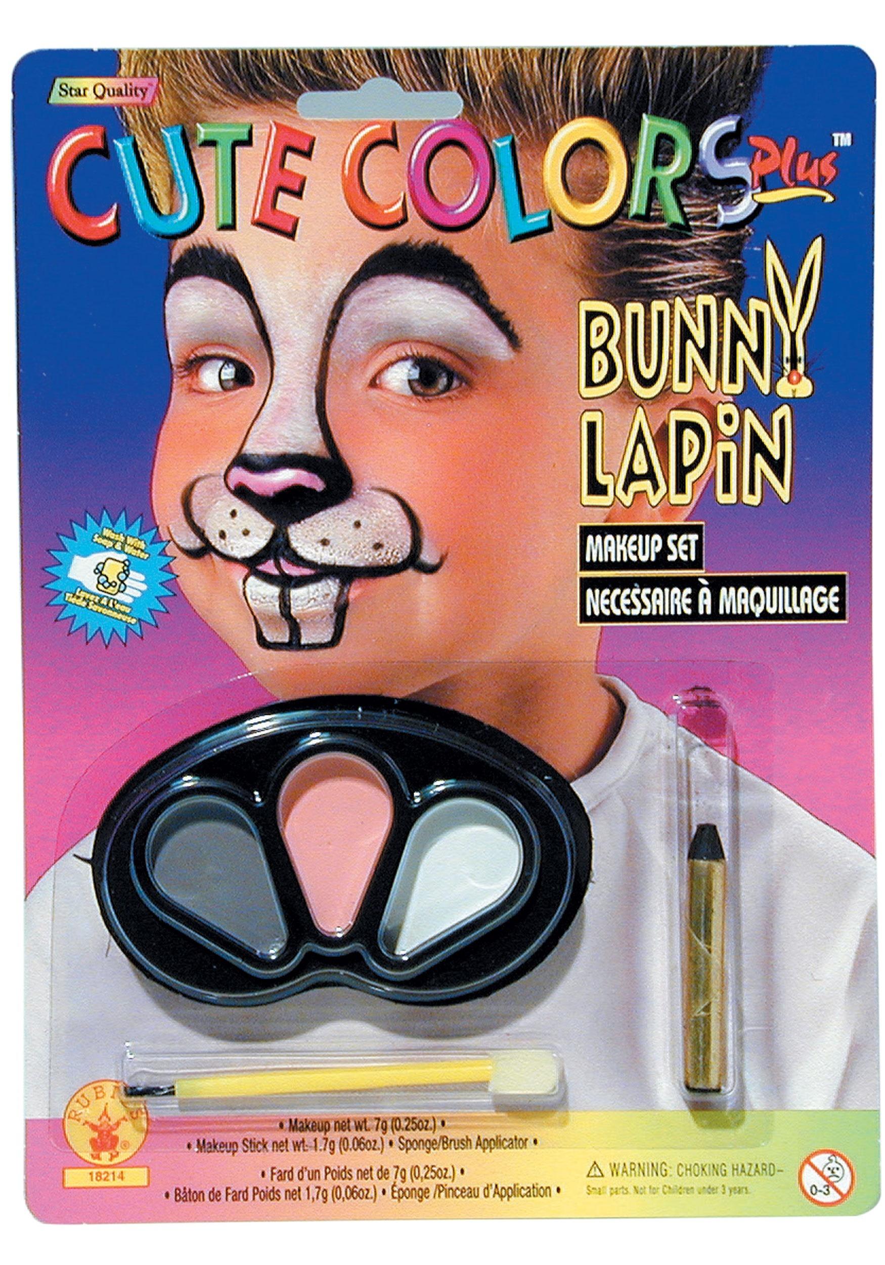 Bunny Rabbit Makeup Kit