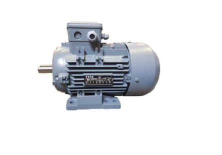 RS PRO AC Motor, 5.5 kW, IE3, 3 Phase, 2 Pole, 400 V, Foot Mount Mounting
