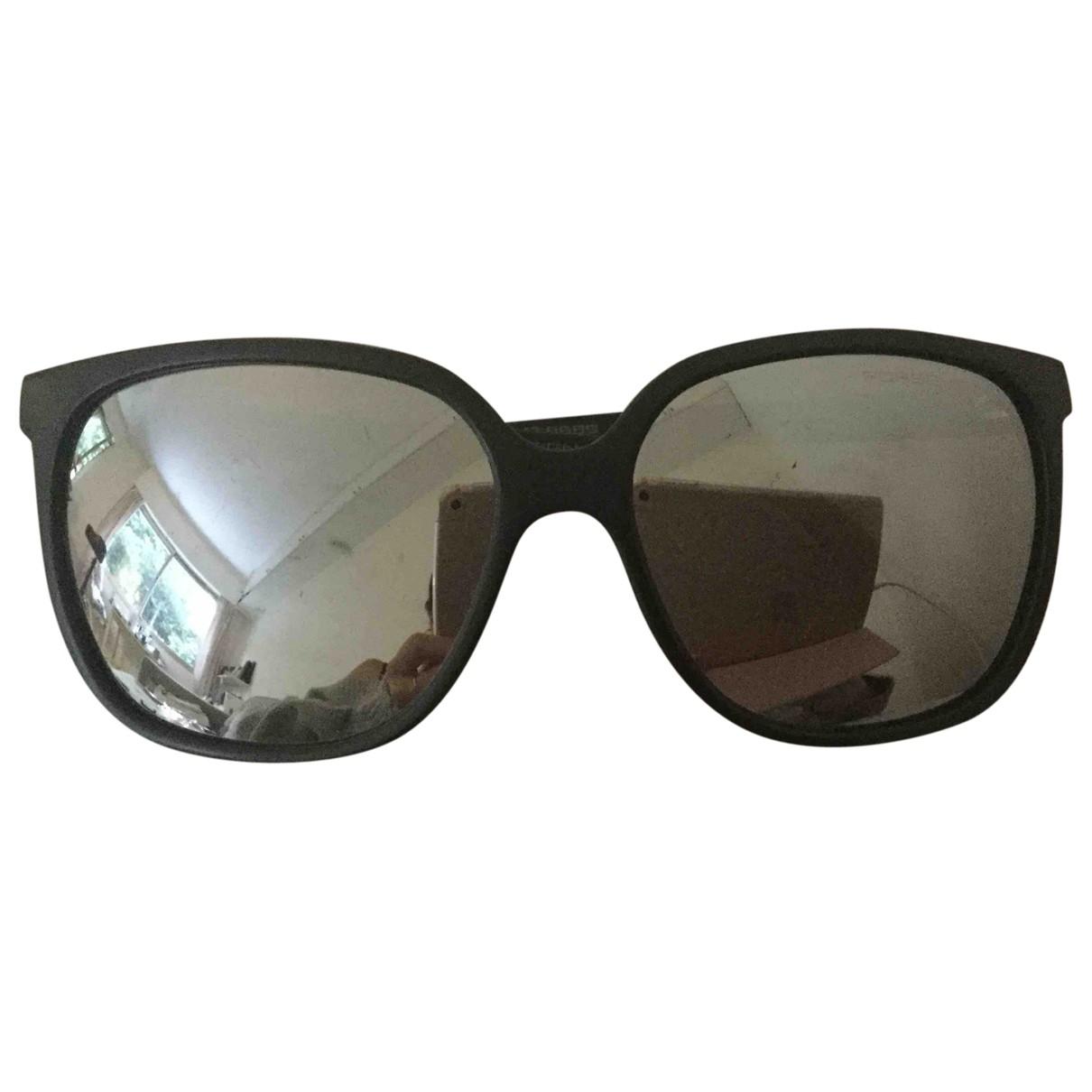 Porsche Design \N Silver Sunglasses for Women \N