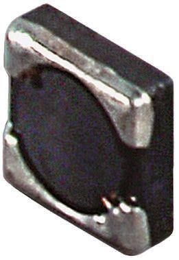 Wurth Elektronik Wurth, WE-TPC, 3816 Shielded Wire-wound SMD Inductor with a Ferrite Core, 33 μH ±30% Wire-Wound 420mA Idc (5)