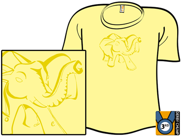 Elephabetq T Shirt