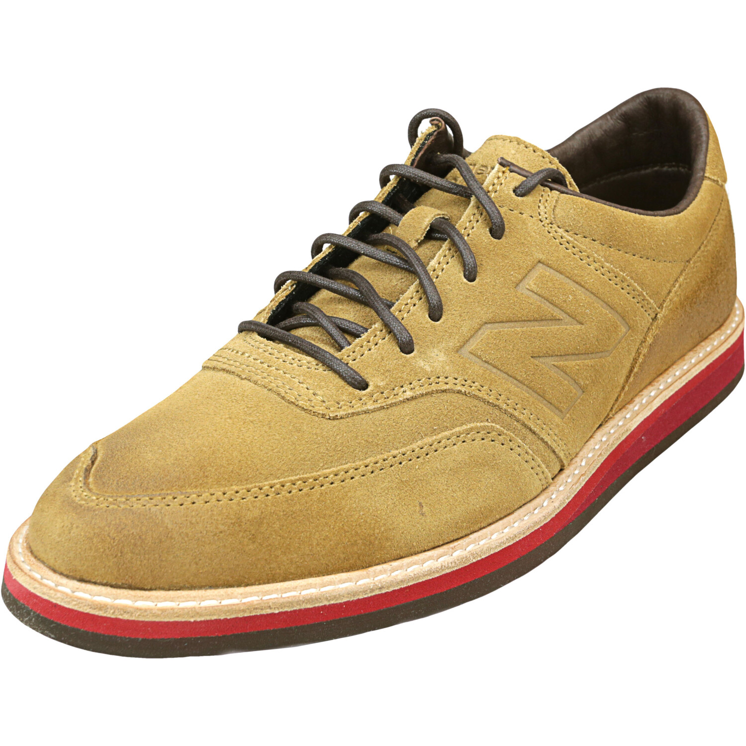 New Balance Men's Md1100 Db Ankle-High Suede Sneaker - 7M