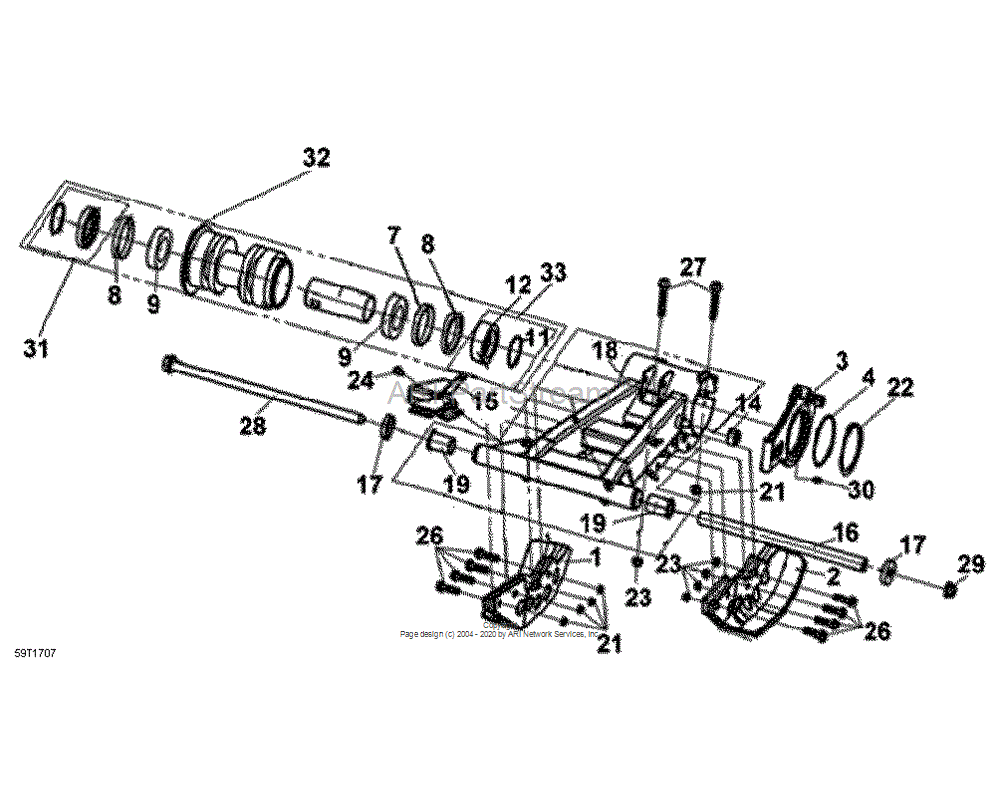 Can-AM OEM Chain Guide