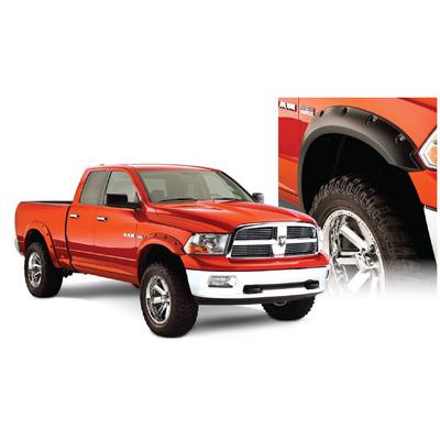Bushwacker Pocket Fender Flare Set (Black) - 50915-02