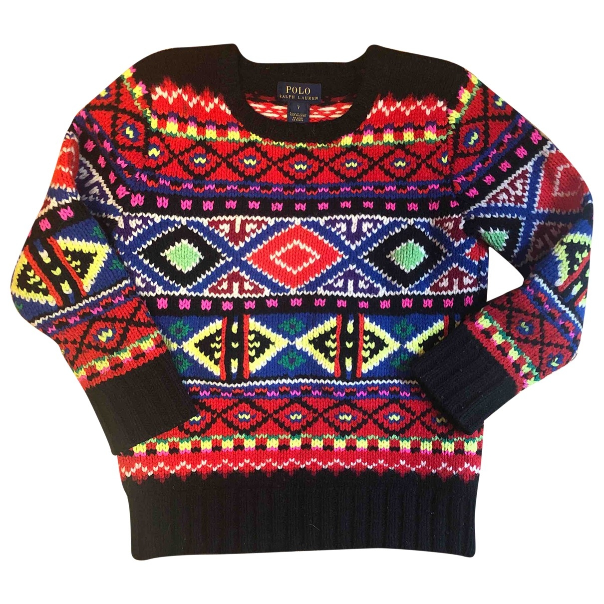 Polo Ralph Lauren \N Multicolour Wool Knitwear for Kids 8 years - up to 128cm FR