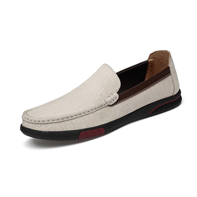 Ericdress Low-Cut Upper PU Men's Causal Shoes
