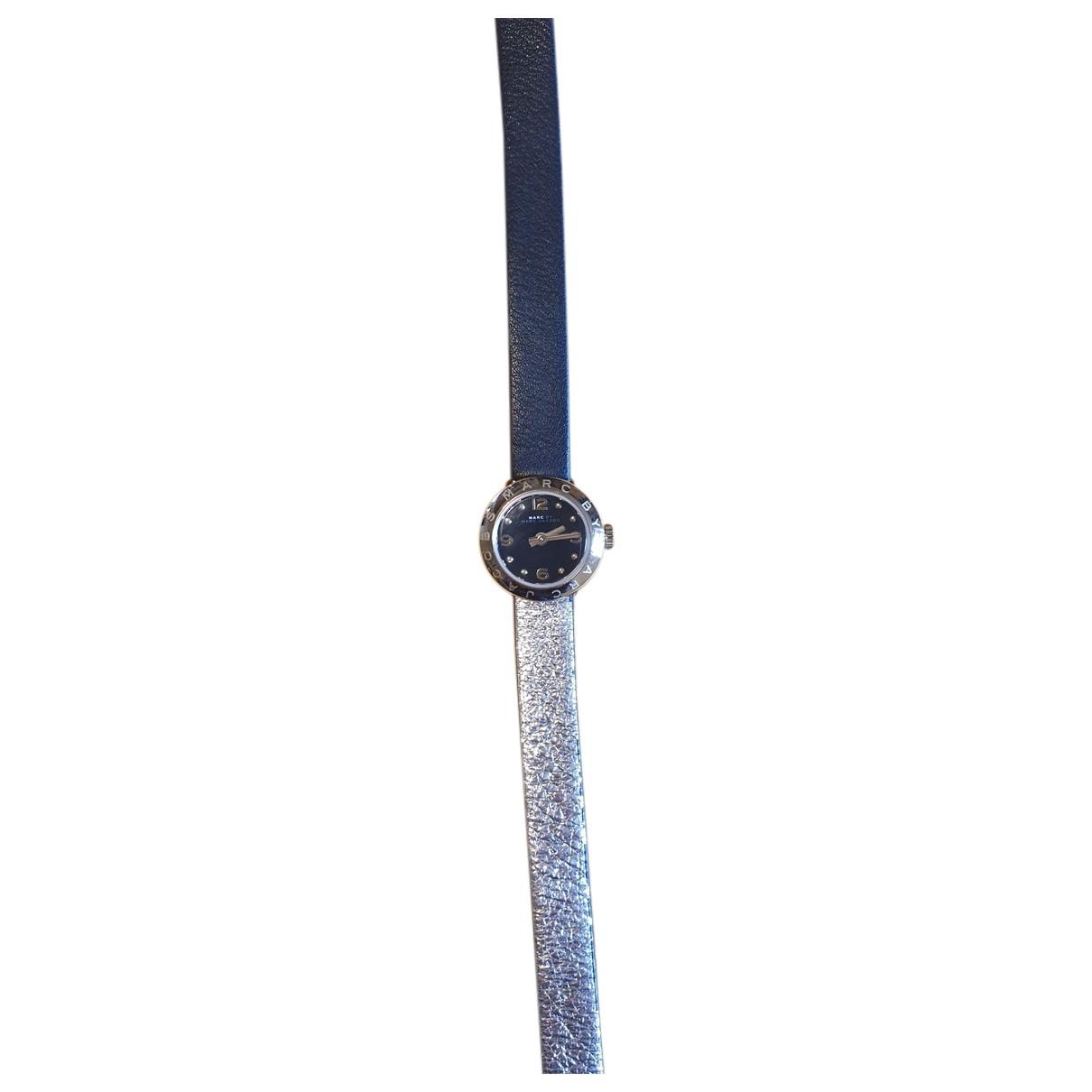 Marc By Marc Jacobs \N Gold Steel watch for Women \N