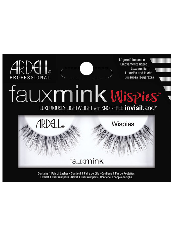 Faux Mink Wispies Lashes