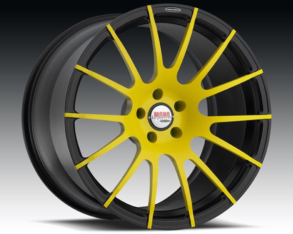 Forgiato FOR-TITA2190 Monoleggera Titanio Wheels 21x9.0