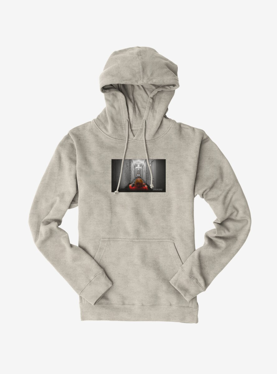 The Shining Danny Tricycle Ride Hoodie