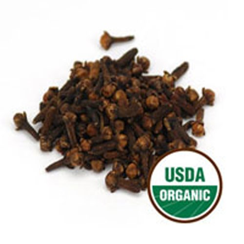 Organic Cloves Whole 1 Lb by Starwest Botanicals