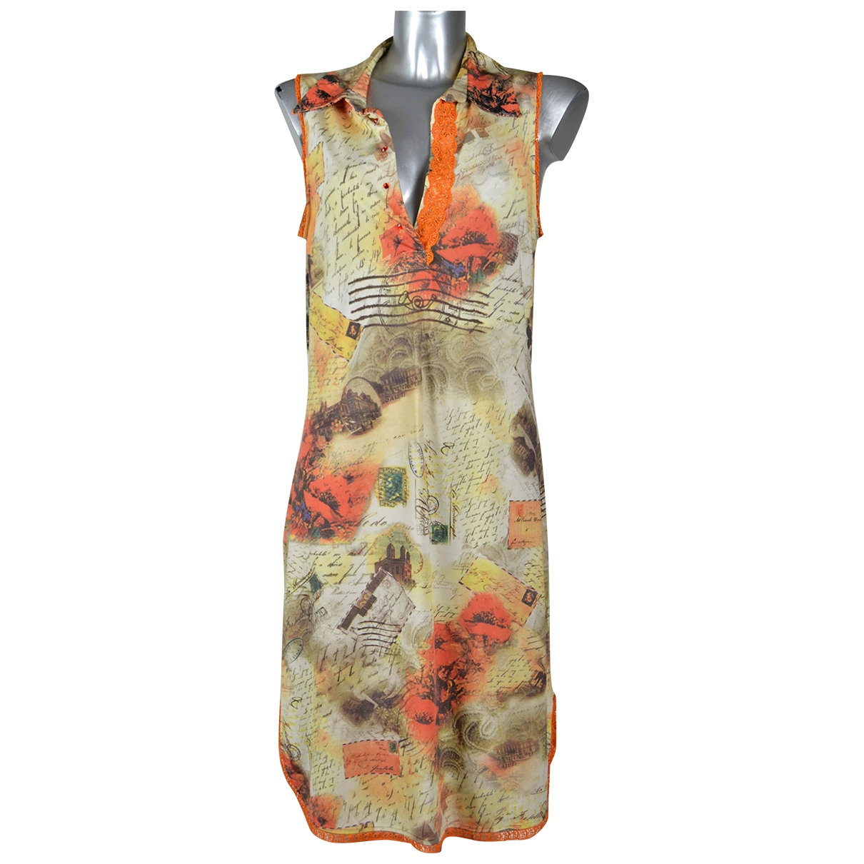 Non Signé / Unsigned \N Multicolour dress for Women 46 IT