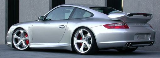 TechArt 097.100.340.009 Side Skirts Porsche 997.1 Carrera 2 | 2S 05-08