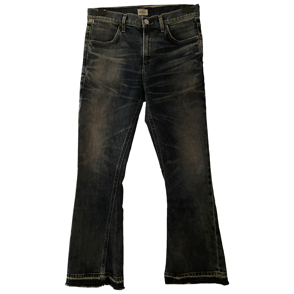 Citizens Of Humanity \N Blue Denim - Jeans Jeans for Women 26 US