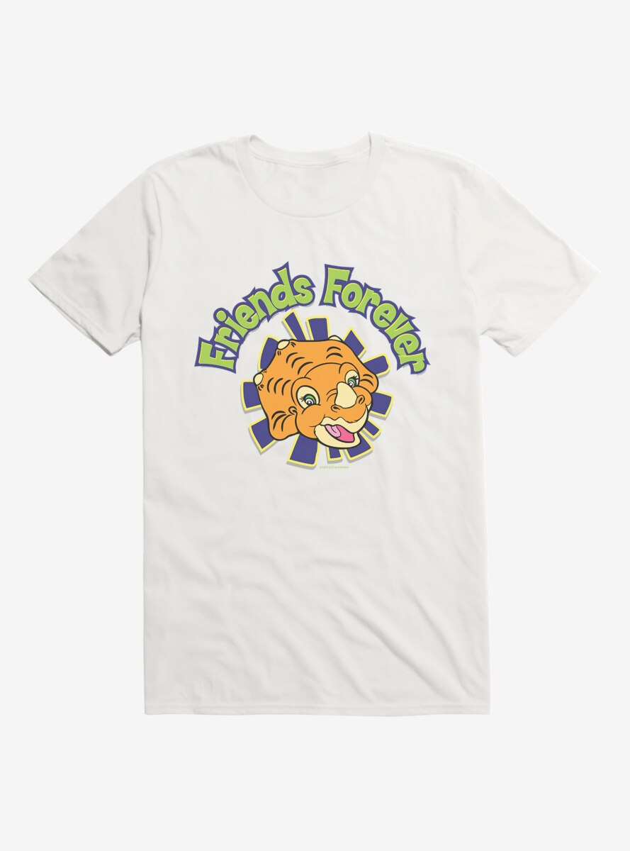 The Land Before Time Cera Friends Forever T-Shirt