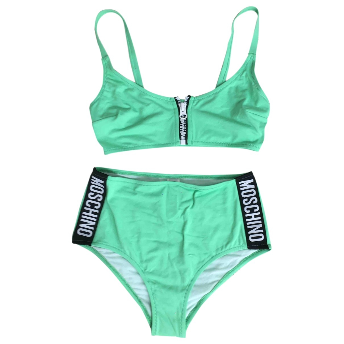 Moschino \N Green Swimwear for Women 2 US