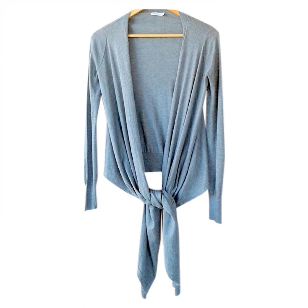 Marella \N Grey Silk Knitwear for Women S International