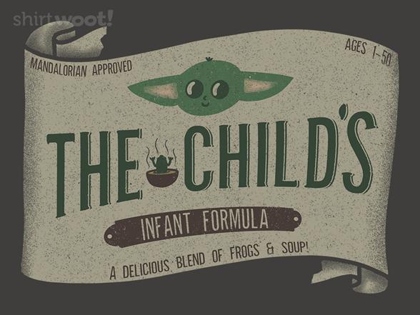 The Child's Formula T Shirt