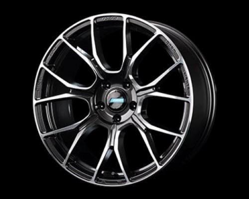 GramLights WGAB236EHF 57BNA Wheel 19x8.5 5x114.3 36mm Super Dark Gunmetal/DC/Machining