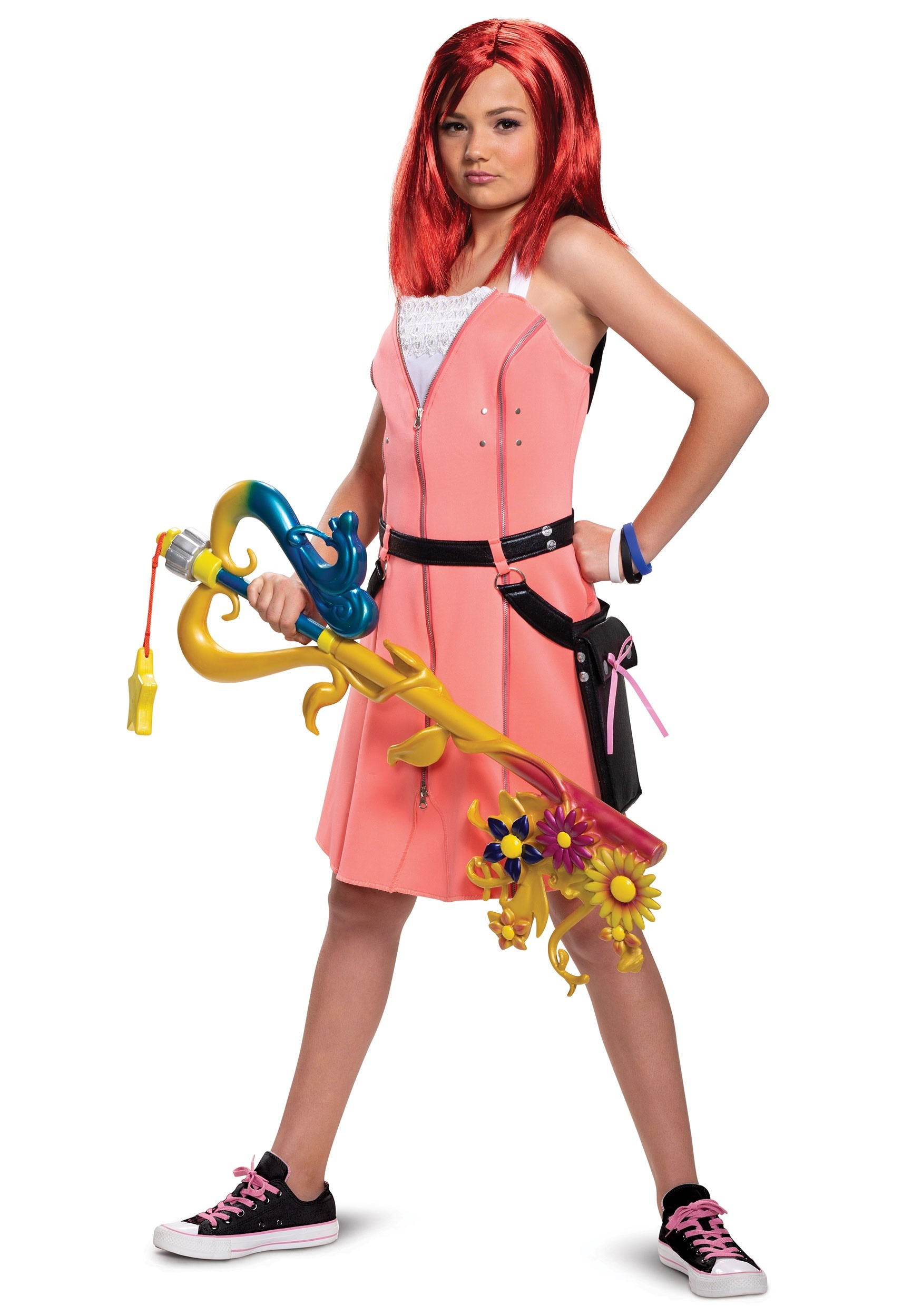 Kairi Kingdom Hearts Teen Deluxe Costume