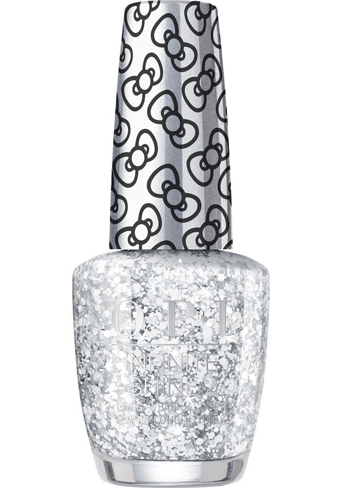 Hello Kitty Infinite Shine Collection - Glitter To My Heart (silvery glitz and glam)