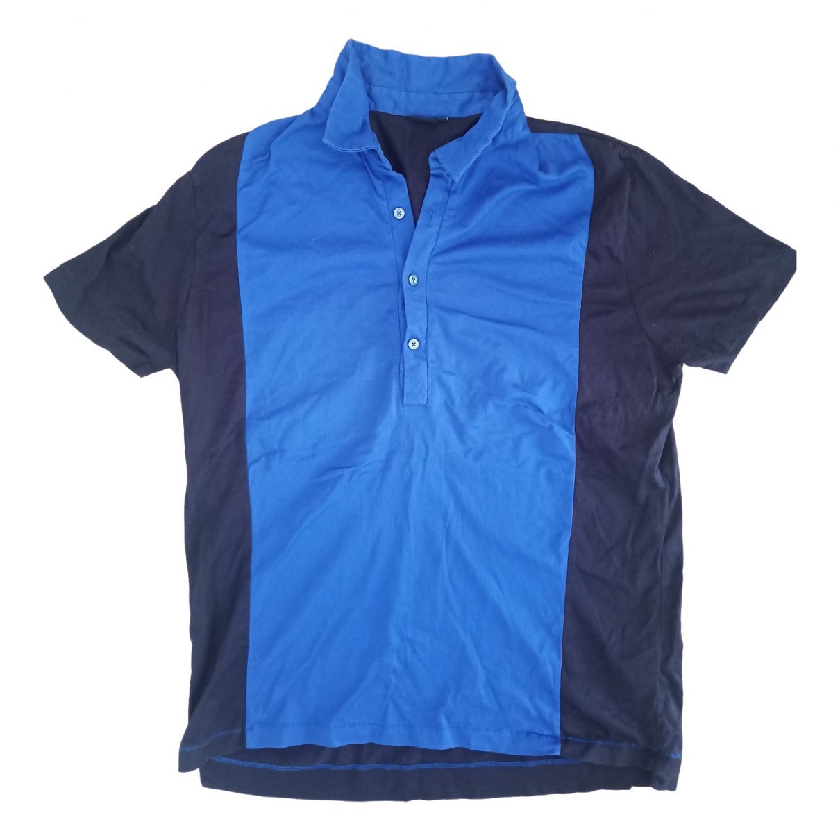 Paul Smith \N Blue Cotton Polo shirts for Men L International