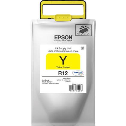 Epson R12 TR12420 pack d'encre Durabrite Ultra originale jaune