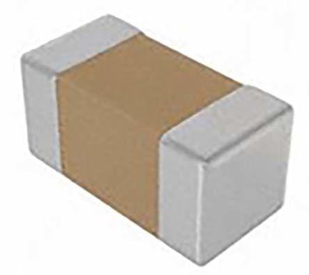 KEMET 0603 (1608M) 36pF Multilayer Ceramic Capacitor MLCC 50V dc ±5% SMD C0603C360J5GACTU (4000)