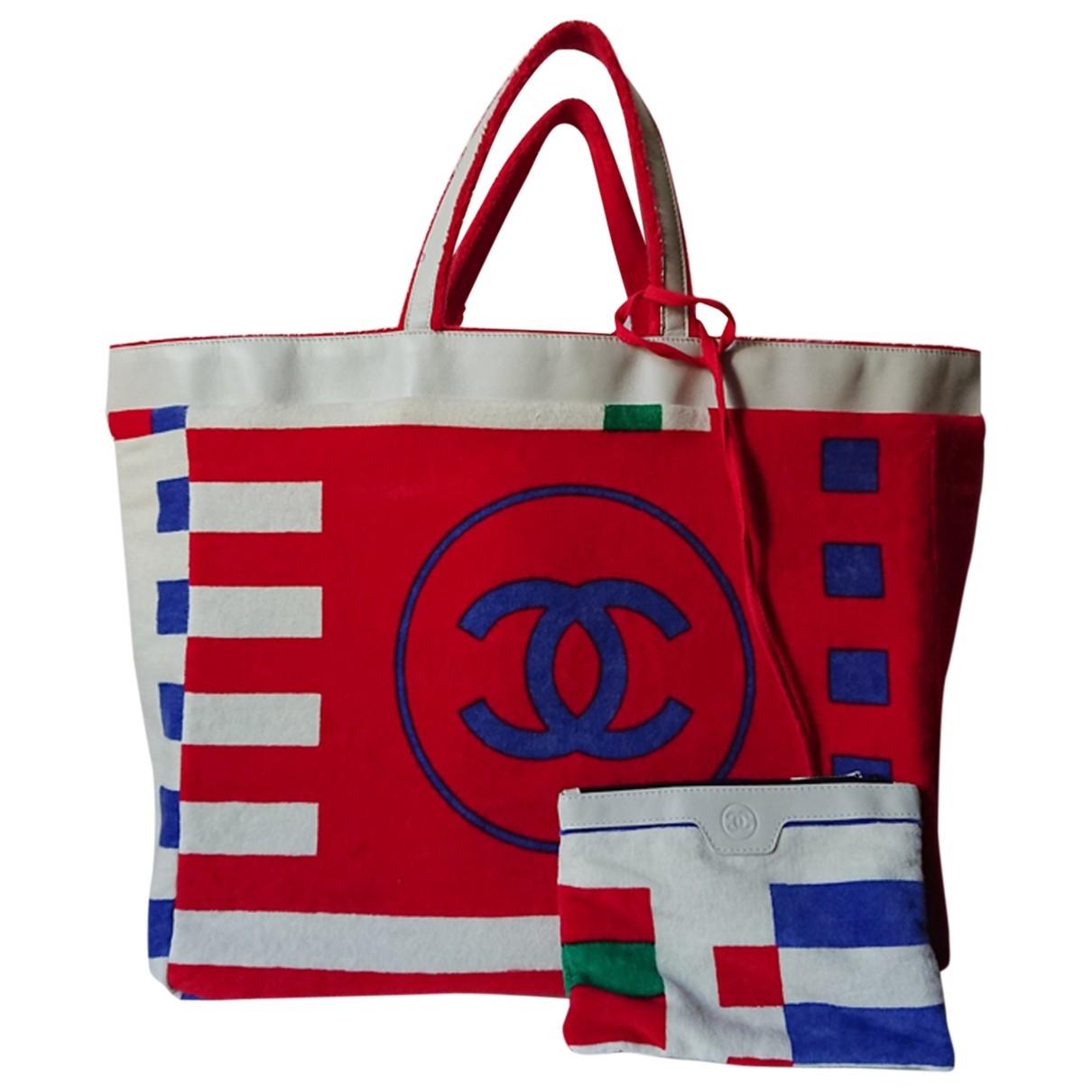 Chanel \N Multicolour Velvet handbag for Women \N
