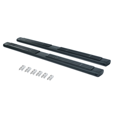 Go Rhino 6 Inch OE Xtreme Complete Side Steps Kit - 686415587T