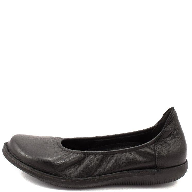 Loints of Holland, 68303 Natural Women's slip-on shoe, black Größe 41