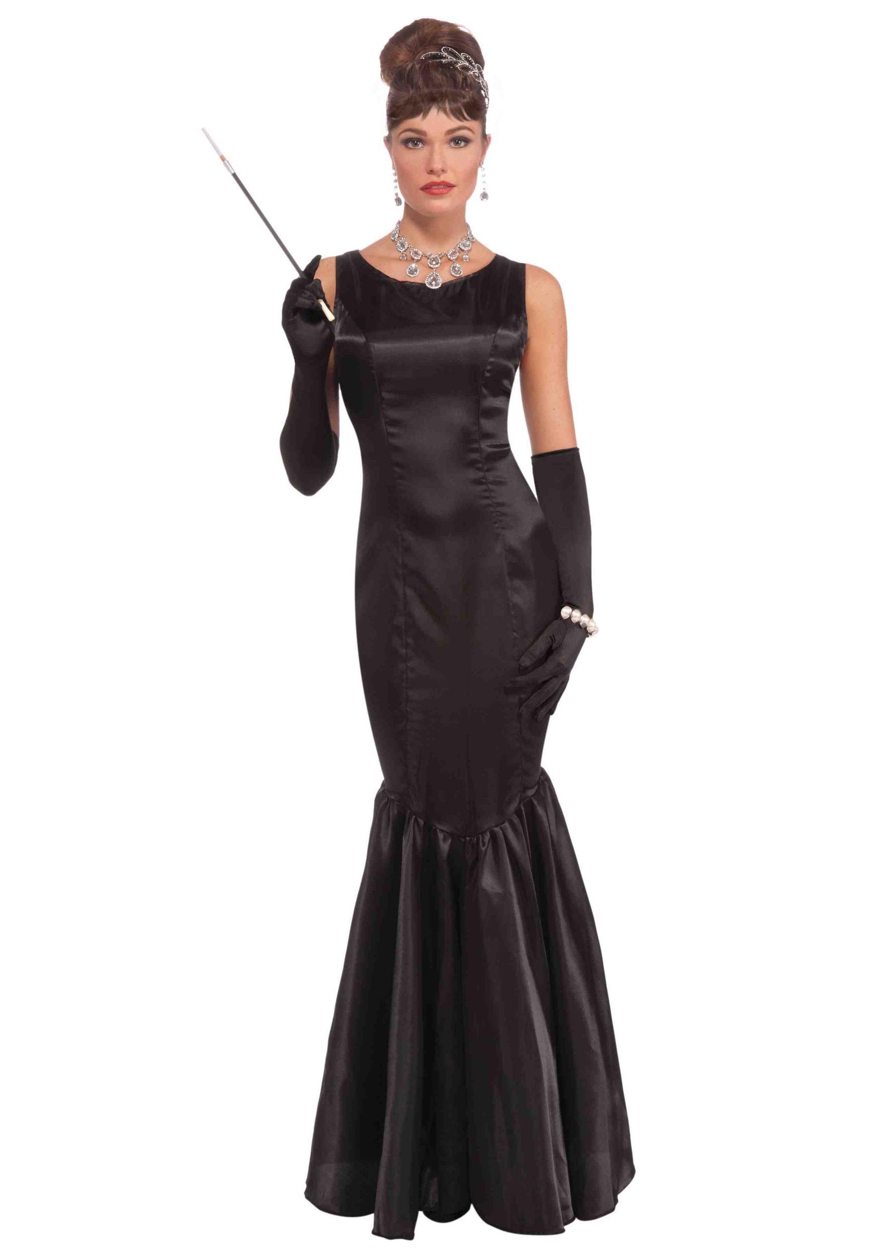 Women's High Society Costume Dress