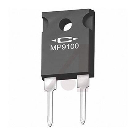 Caddock 25Ω Film Resistor 100W ±1% MP9100-25.0-1%
