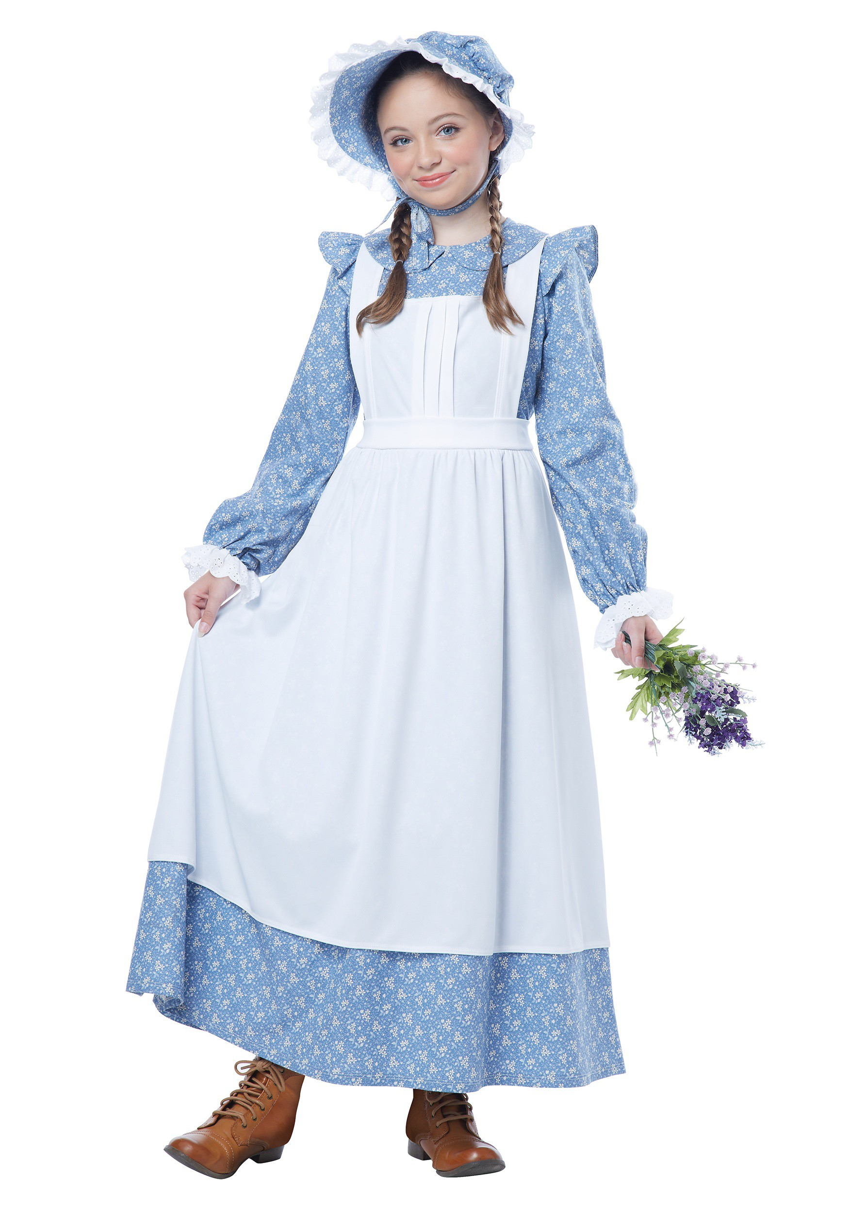Pioneer Girl Costume for Kids | Historical Costume