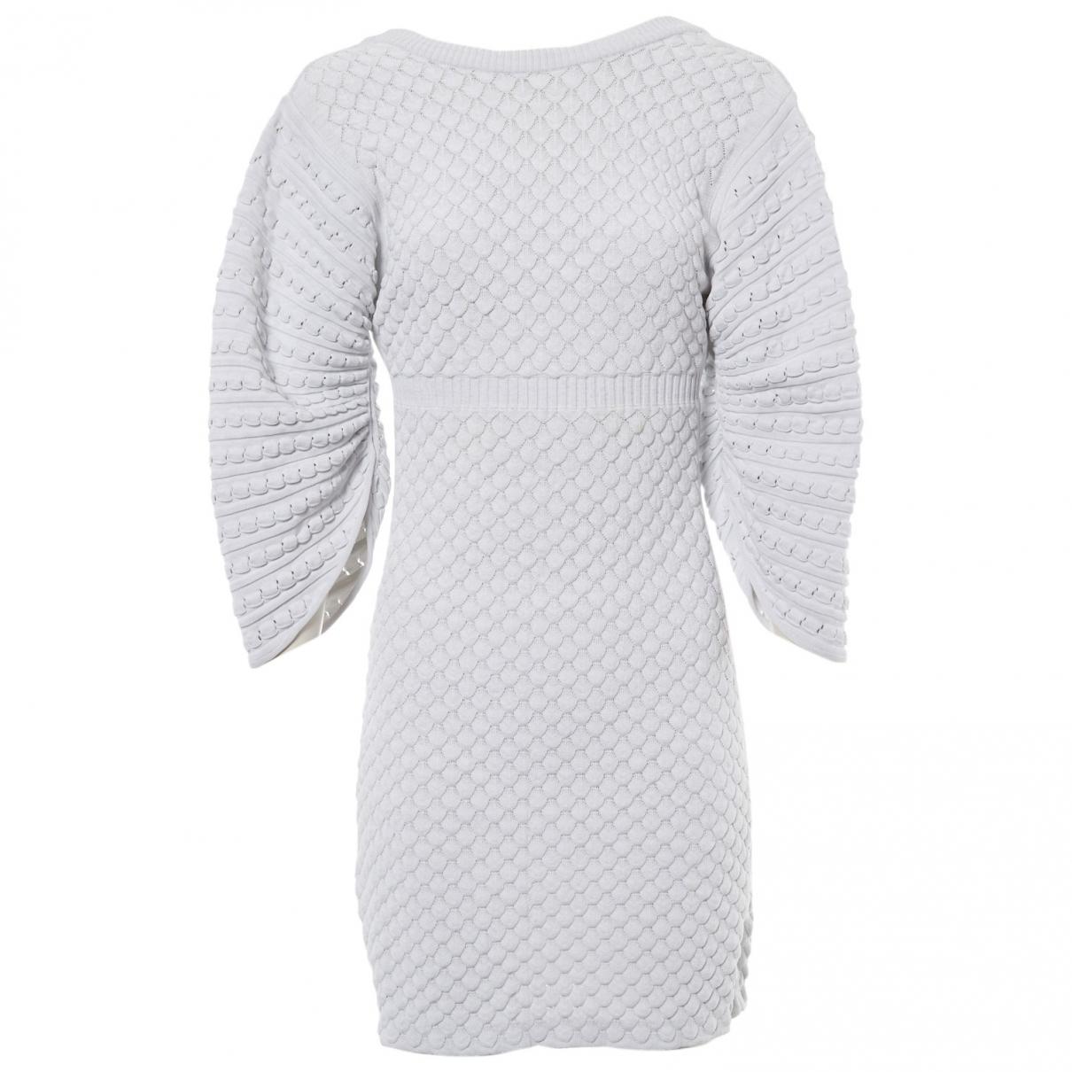 Chanel \N White dress for Women 36 FR