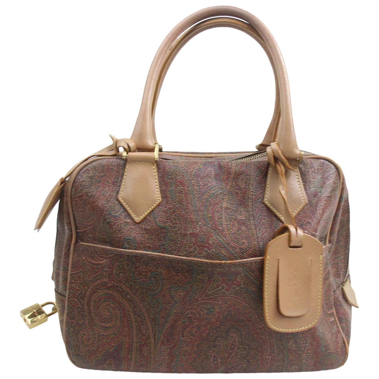 Etro \N Brown handbag for Women \N