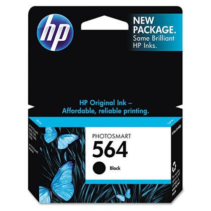 HP 564 CB316WC CB316WN Original Black Ink Cartridge
