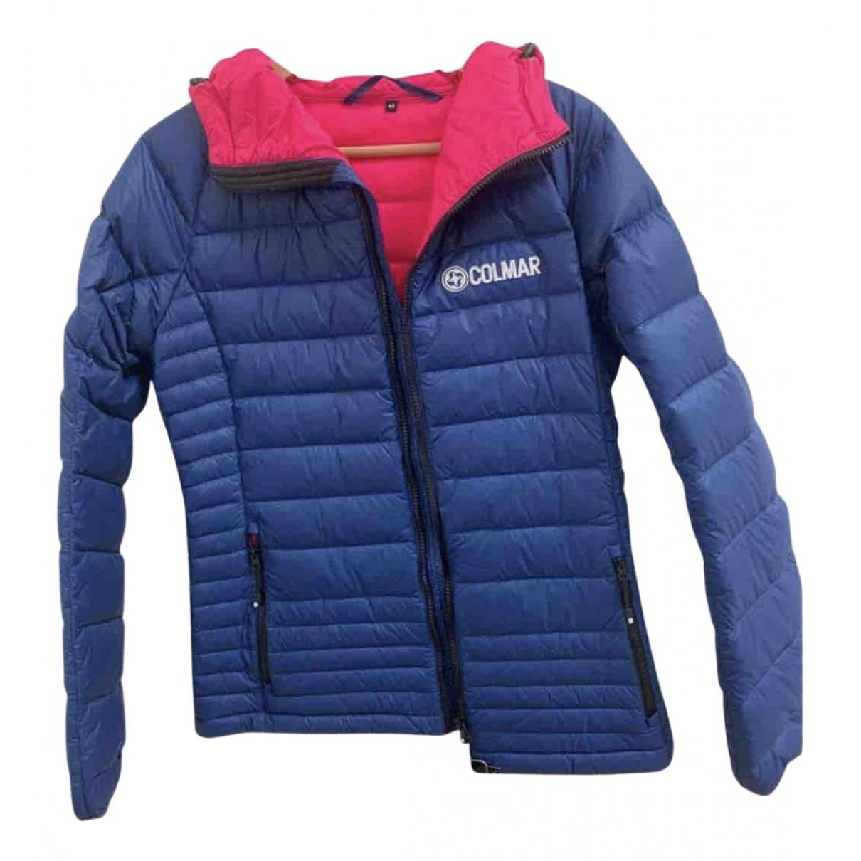 Colmar \N Blue jacket for Women 44 IT
